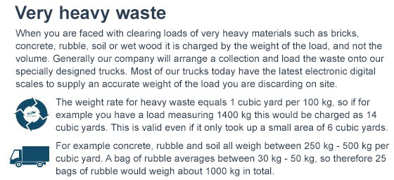 Big Discount on Heavy Rubbish Removal in St. John's Wood